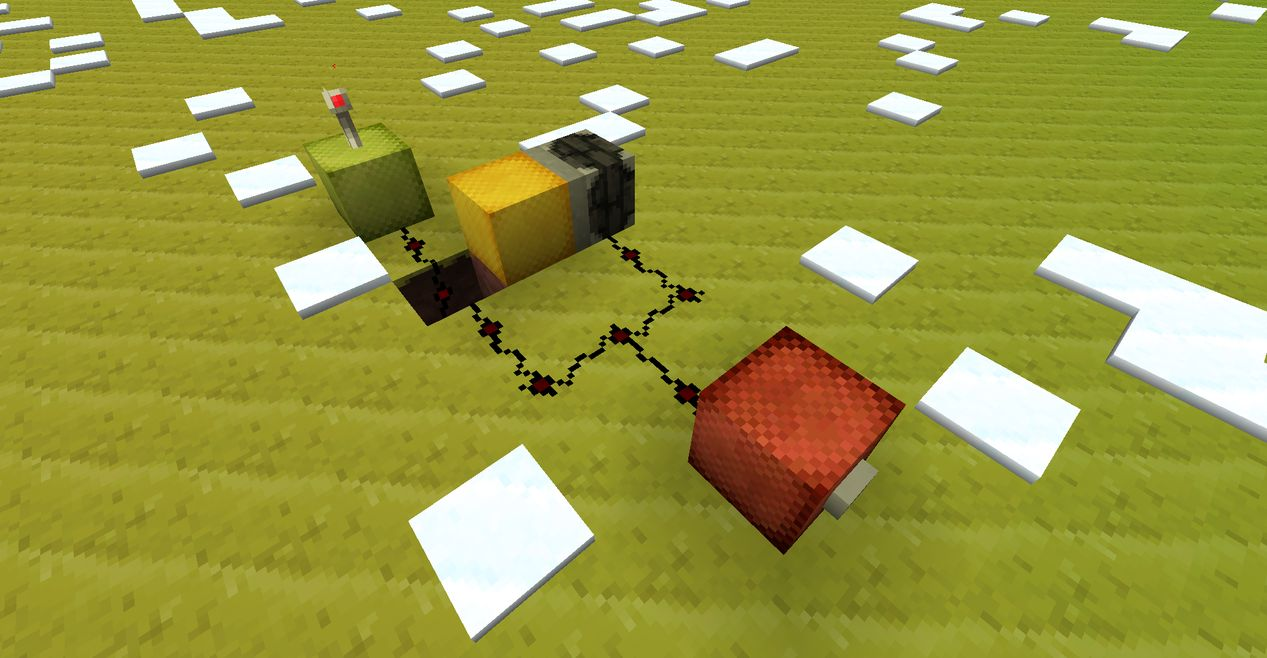 Breaking The Laws Of Redstone Physics Discussion And Is Now Attached To Rsnorlatch Making It A Monostable Circuit Mechanisms Minecraft Java Edition Forum